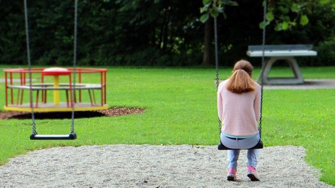 Монтираха първата в Перник люлка за деца с увреждания