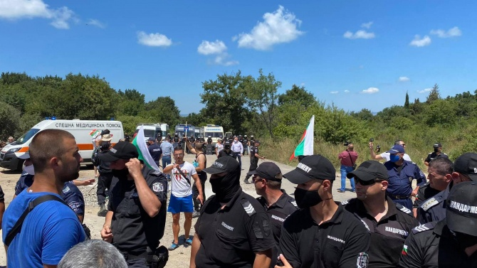 "Шестима служители на НСО са санкционирани дисциплинарно заради инцидента на ""Росенец"""