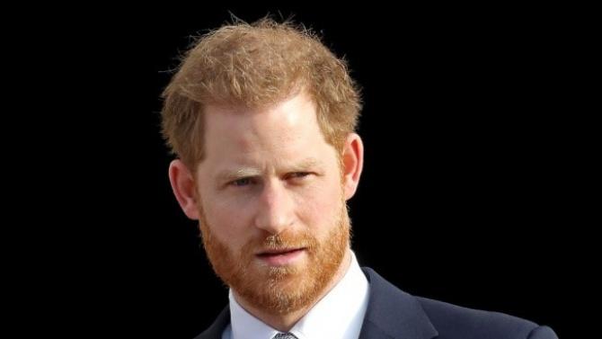 Принц Хари ще празнува рождения си ден с близък приятел, който му е като баща