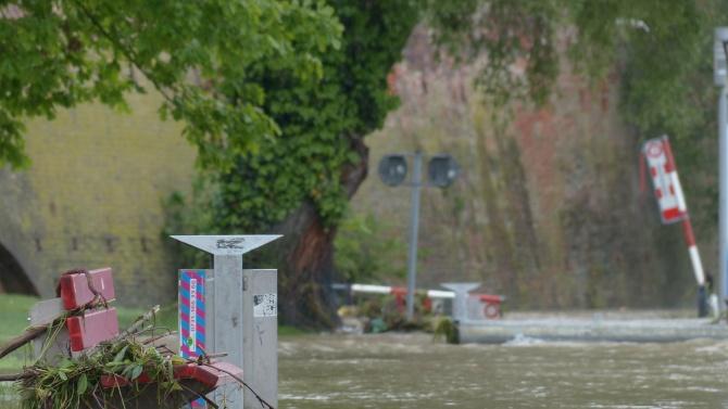 Кипърски политик е осмата жертва на наводненията на гръцкия остров Евбея