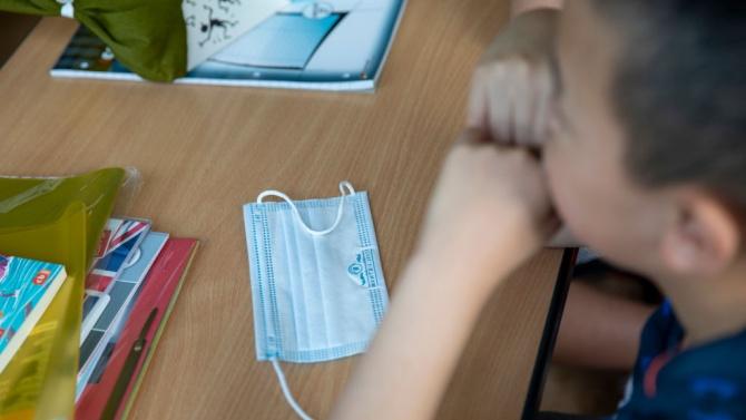 При COVID-19 в училище ще се изолира само паралелката, от която е заразеният ученик