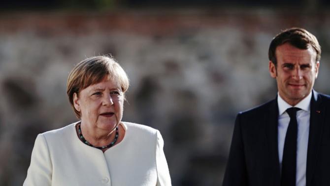 Меркел планира да посети Макрон в лятната му резиденция около 20 август