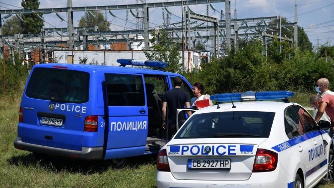Тежък инцидент в София. Волтова дъга удари работник на ЧЕЗ
