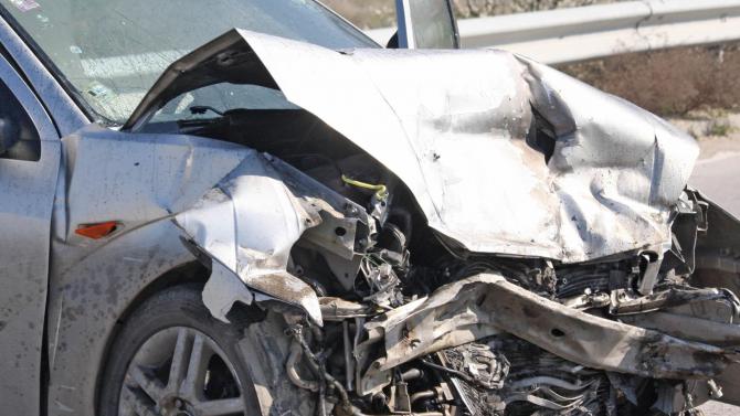 78-годишен мъж от В. Търново е пострадал при катастрофа на