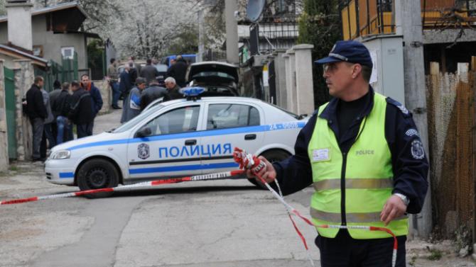 Скандал и бой с бухалка в хасковското село Доситиево