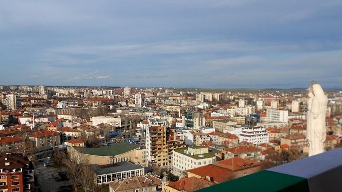 Областният управител на Хасково и управата на турския град Одрин