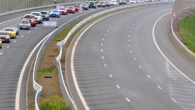 Променят временно движението на Софийски околовръстен път – Южна дъга