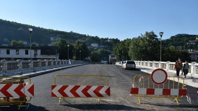 """Временно се забранява влизането на пътни превозни средства на бул. """"Симеоновско шосе"""""""