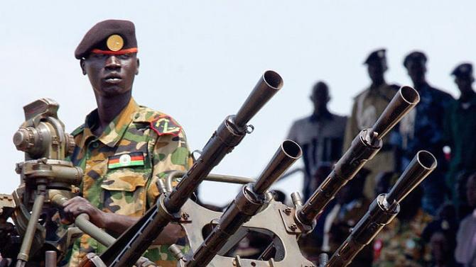 70 души загинаха при сблъсъци в Южен Судан