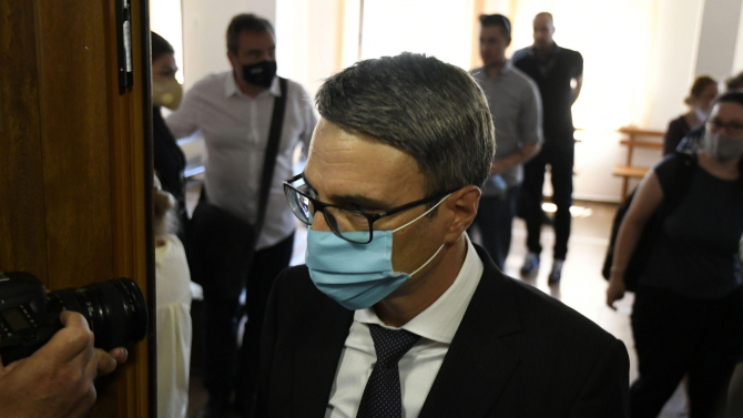 Трайчо Трайков осъди КПКОНПИ за близо 100 000 лева