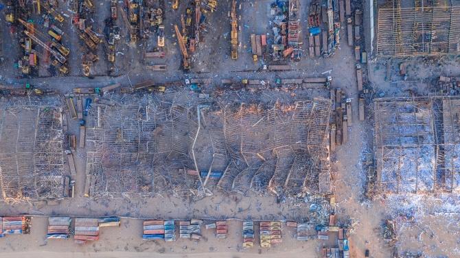 Щетите от експлозията в Бейрут са за над 15 милиарда долара, каза президентът на Ливан