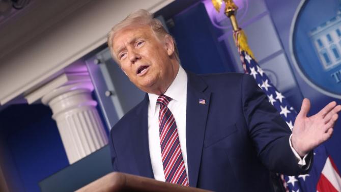 Тръмп: Домакинята от предградията ще гласува за мен на изборите