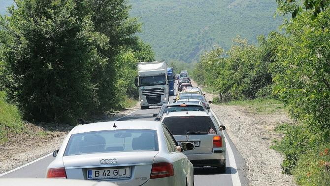 Нормален е трафикът на граничните контролно-пропускателни пунктове в страната. Това