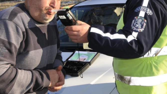 Пиян зад волана предизвика катастрофа край Котел