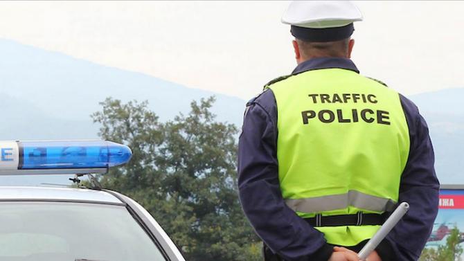 Полицията в Сливен хвана пиян шофьор при проверка. Вчера малко