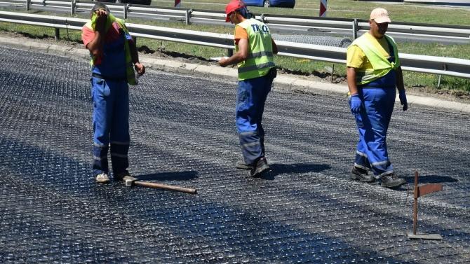Утре - 14 август, започва основният ремонт 7,7 км от