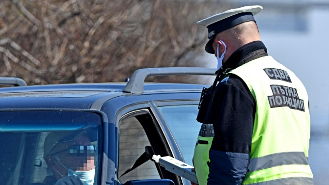 Трима водачи, седнали зад волана след употреба на алкохол, засечени в Разград