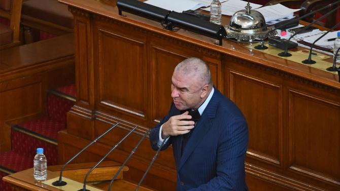 Веселин Марешки: Няма да подкрепяме отчаяни акции на БСП