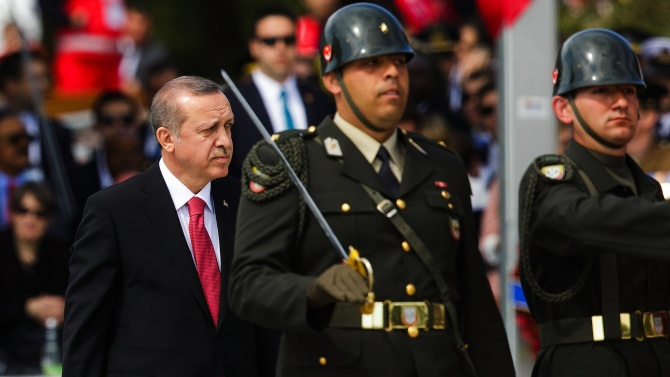 Гърция е страната, която създава напрежение, това е казал турският