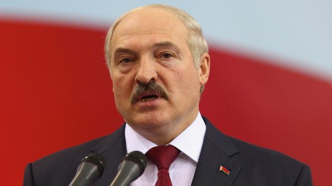 Агресивните действия, предприети от беларуския президент Александър Лукашенко са плод
