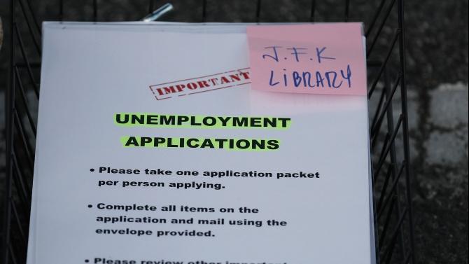 Безработицата в САЩ с рекорд от март