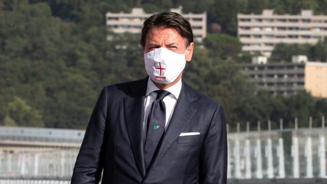 Италианската прокуратура е разследвала премиера Джузепе Конте и шестима министри