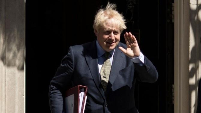 Премиерът на Великобритания Борис ДжонсънБорис Джонсън е британски политик -