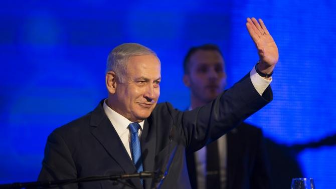Израелският премиер Бенямин НетаняхуБенямин Нетаняхуе роден на 21 октомври 1949