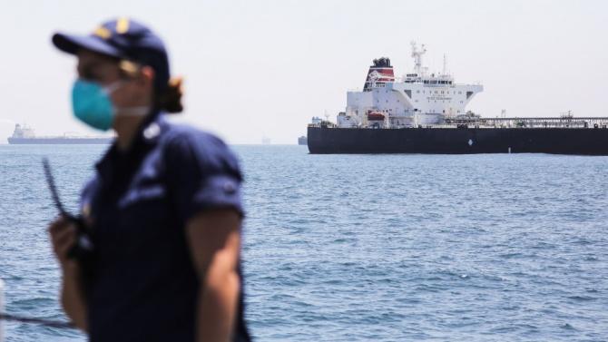 Администрацията на Тръмп е конфискувала товар от четири танкера, които