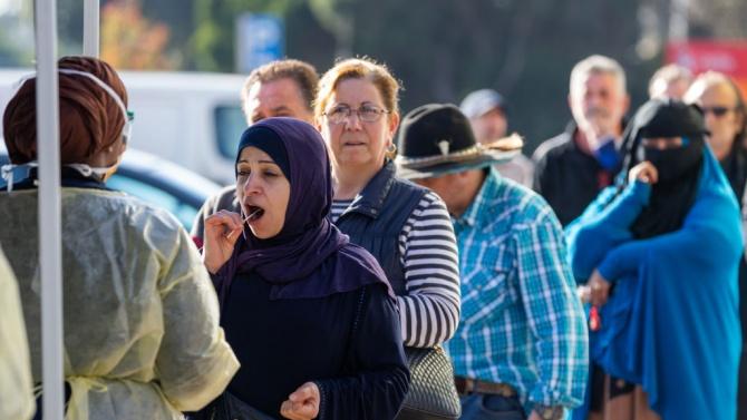 Израелска болница изпробва супер бърз слюнчен тест за COVID-19