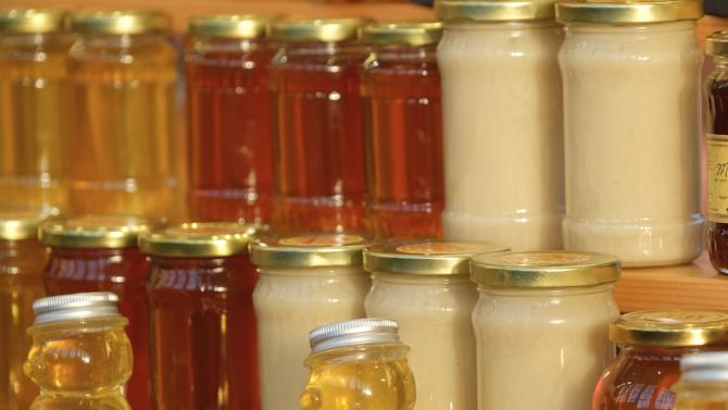 Рекордно ниски добиви на мед