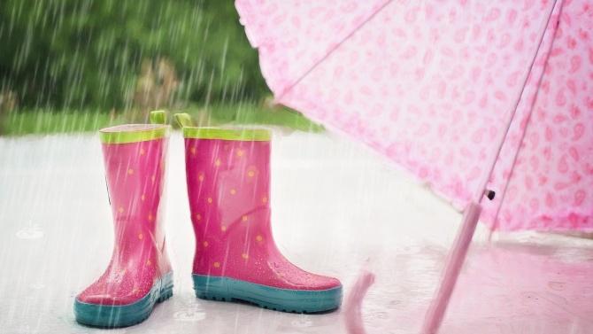 Жълт код за опасно време в Западна България е обявен за утре