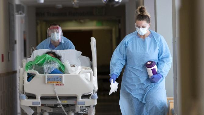 Русия е регистрирала над нови 5000 случаи на COVID-19