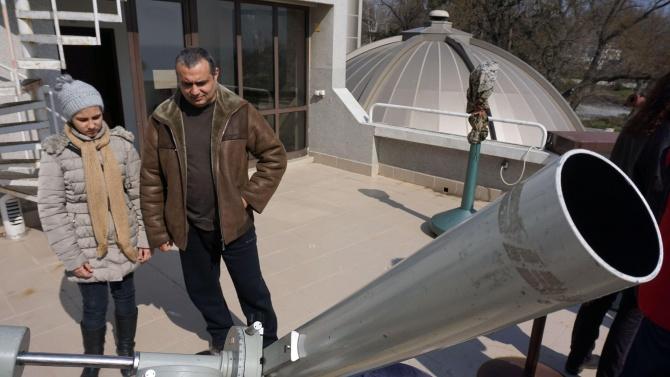 Обсерваторията във Варна обявява ден на отворените врати за празника на града