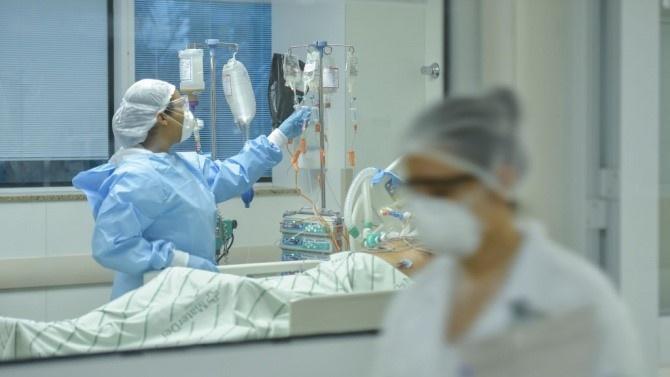 В МБАЛ-Добрич 32 пациенти са с Covid-19