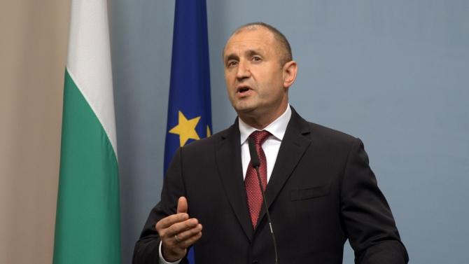Румен Радев: Доверието в управляващото мнозинство е безвъзвратно загубено