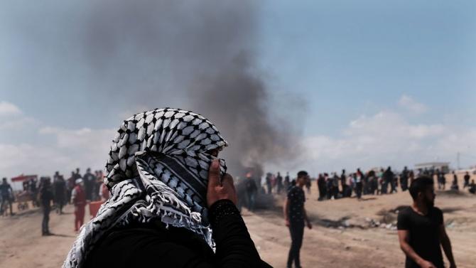Израел нанесе въздушни удари по няколко военни цели на радикалното