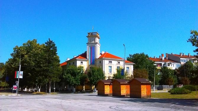 Санират сградата на община Кубрат с над 260 000 лв.