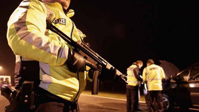 Огромна полицейска акция в Германия срещу клановата престъпност