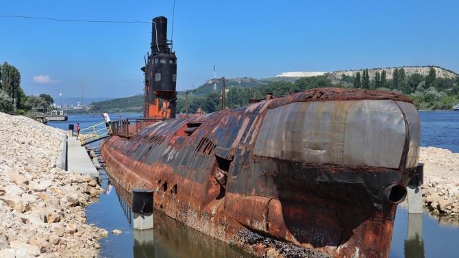 Последната българска подводница вече е музей