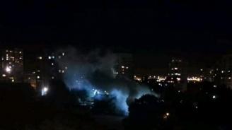 Взрив на военна димка притесни столичен квартал