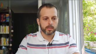 Протестър за скандала с Маджо: Христо Иванов, кажи си -  кой е