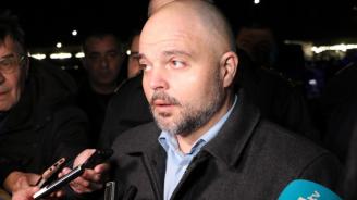 Гл. секретар Ивайло Иванов: МВР не се ангажира с пазене на политическа партия, а на институции