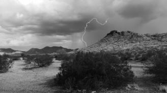 Жълт код за валежи и гръмотевични бури е обявен за 9 области