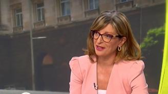 Екатерина Захариева: От избори и служебен кабинет не бягаме