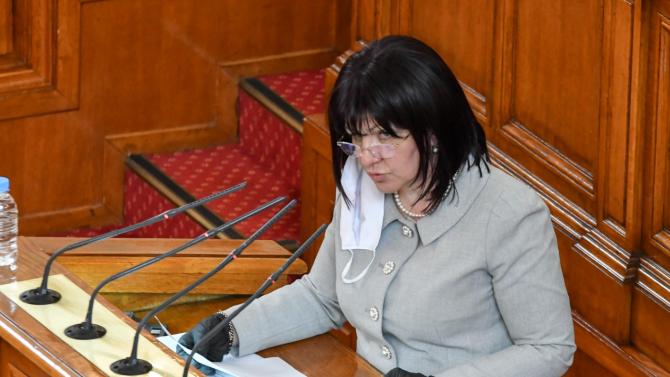 Караянчева: Никога не сме искали властта на всяка цена