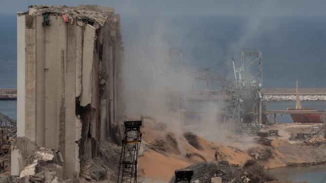 От Иран: 100% - взривът в Бейрут е дело на Израел