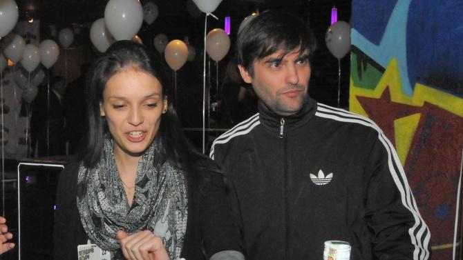 Луиза Григорова в топ форма въпреки бременността