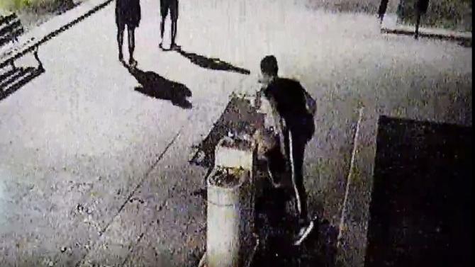 Поредна вандалска проява в центъра на Русе