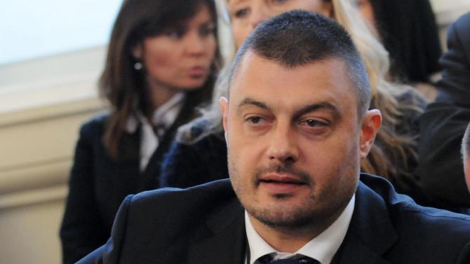 """Бареков организира протест пред централата на """"Да, България"""""""